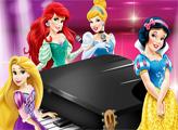 Игра Музыкальная вечеринка принцесс Диснея