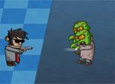 Игра Ситуация с зомби