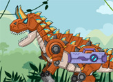 Игра Игрушечная война: Робот Карнотавр