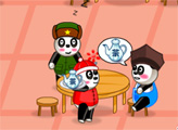 Игра Ресторан панды 3