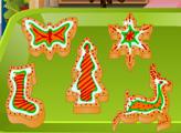 Игра Рождественское печенье