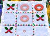 Игра Крестики-нолики: Рождество