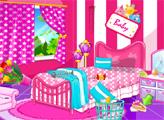 Игра Детская розовая комната