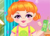 Игра Пикник детей и питомцев