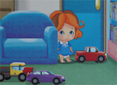 Игра Малышка Эмили защищает свой дом