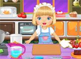 Игра Детская кулинария