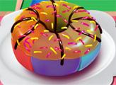 Игра Шеф-повар Камилла: Вкусный радужный пирог