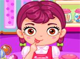 Игра Малышка в магазине сладостей