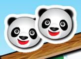 Игра Необычные панды