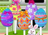 Игра Торт Пасхальное яйцо