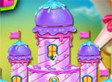 Игра Торт - Замок