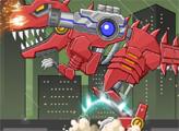 Игра Игрушечная война: Робот Мексиканский Рекс