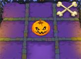 Игра Крестики-нолики: Хэллоуин