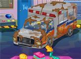 Игра Автомойка для спецтранспорта