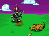 Игра Рыцарь и яйца
