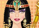 Игра Макияж египетской принцессы