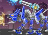 Игра Игрушечная война: Робот  Злая Собака