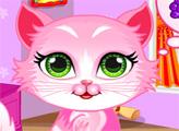 Игра Уход за милыми котятами