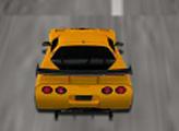 Игра Зимняя 3D гонка