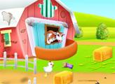 Игра Сара на ферме