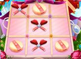 Игра Крестики-нолики: Девочки