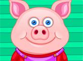 Игра Симпатичная свинка в больнице