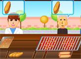 Игра Продавец хот-догов