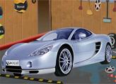 Игра Модный автомобиль 2009