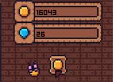 Игра Кликер пиксель золота