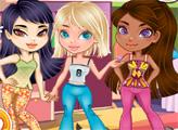 Игра Девочки: Ночные пижамы
