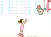 Игра Баскетбол попади в корзину