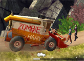 Игра Зомби дерби 2