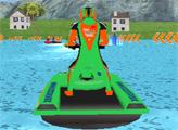 Игра Гонка на водных скутерах