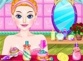 Игра Красивые волосы принцессы