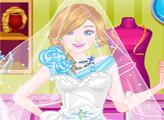 Игра Дизайн свадебного платья
