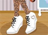 Игра Сумасшедшая обувь