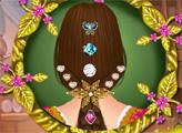 Игра Прическа Принцессы