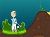 Игра Простой гольф
