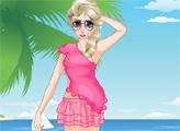 Игра Эльза на Майами-Бич