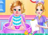 Игра Медсестра и  младенцы