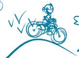 Игра Эскизный велосипед