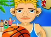 Игра Пляжный баскетбол