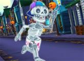 Игра Злая Бабушка: Хэллоуинская деревня