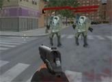 Игра Нападение роботов