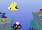 Игра Веселая алгебра и рыбки