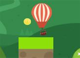 Игра Сумасшедшее приключение на воздушном шаре