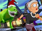 Игра Злая Бабушка: Рождество в деревне