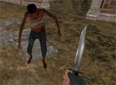 Игра Воин против зомби