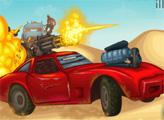 Игра Дорогаярости: Пустынный удар
