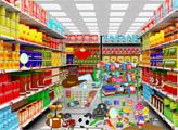 Игра Поиск предметов: Торговый центр